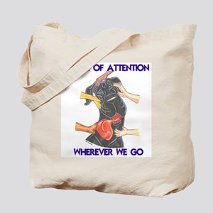 NBlk COA Tote Bag