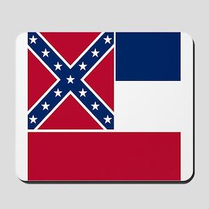 Flag of Mississippi Mousepad