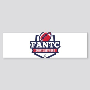 FANTC White Star Bumper Sticker