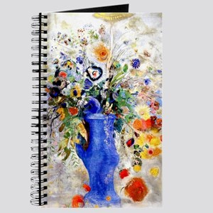 Odilon Redon - Large Bouquet Journal