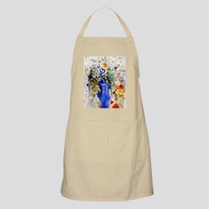 Odilon Redon - Large Bouquet Apron