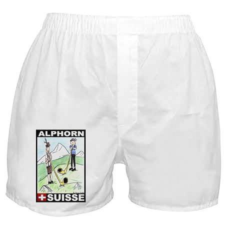 The Alphorn Shop Boxer Shorts