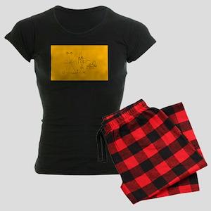 temp Women's Dark Pajamas
