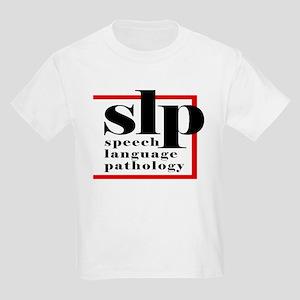 SLP - Speech Language Patholo Kids Light T-Shirt