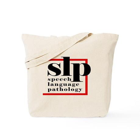 SLP - Speech Language Patholo Tote Bag