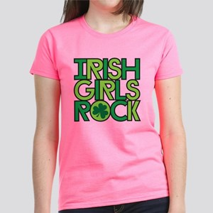 Irish Girls Rock T-Shirt