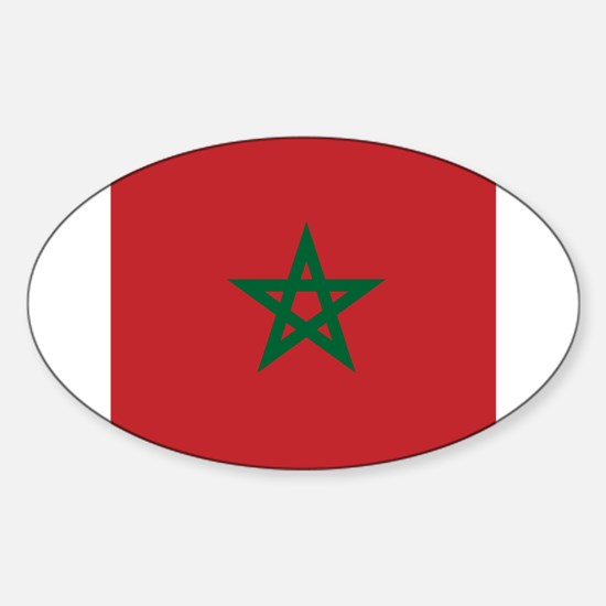 Flag of Morocco Decal