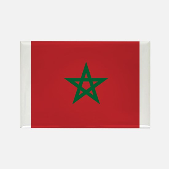 Flag of Morocco Magnets