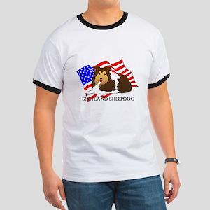Shetland Sheepdog USA Ringer T