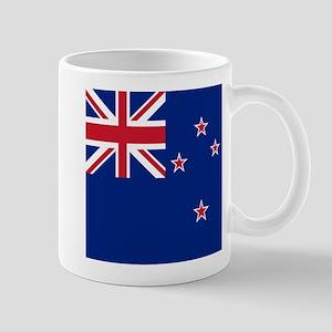Flag of New Zealand Mugs