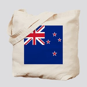 Flag of New Zealand Tote Bag