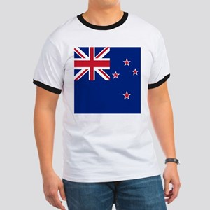 Flag of New Zealand T-Shirt