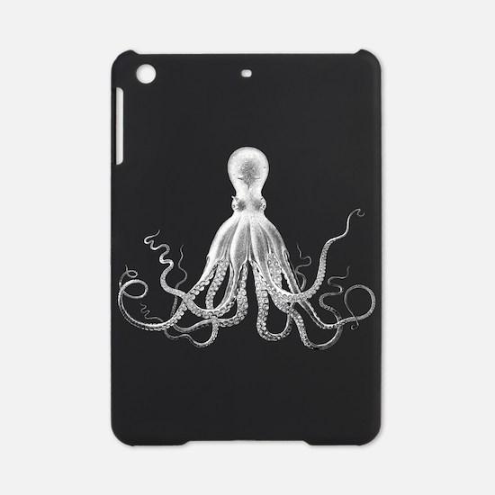 Vintage Octopus Dark iPad Mini Case