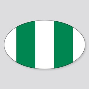 Flag of Nigeria Sticker