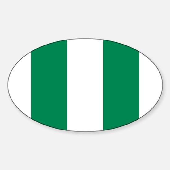 Flag of Nigeria Decal