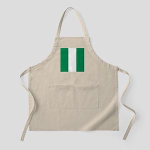 Flag of Nigeria Apron
