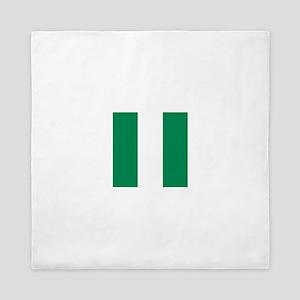 Flag of Nigeria Queen Duvet
