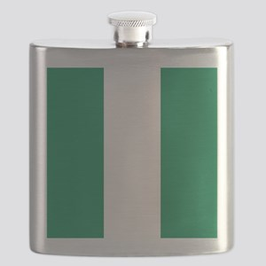 Flag of Nigeria Flask