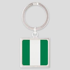 Flag of Nigeria Keychains