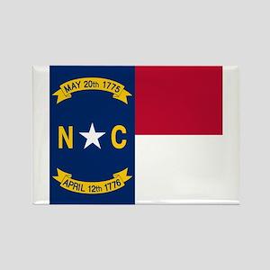 Flag of North Carolina Magnets