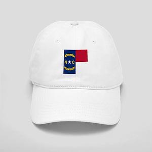 Flag of North Carolina Cap
