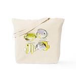 4 ButterflyFish C Tote Bag