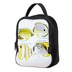 4 ButterflyFish C Neoprene Lunch Bag