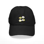 4 ButterflyFish C Baseball Hat