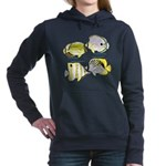4 ButterflyFish C Hooded Sweatshirt