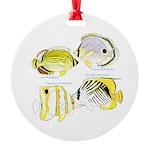 4ButterflyFish Ornament