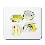 4ButterflyFish Mousepad