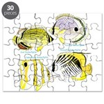 4ButterflyFish Puzzle