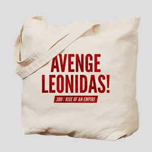 300 ROAE Avenge Leonidas Tote Bag