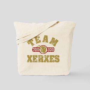 300 Team Xerxes Tote Bag