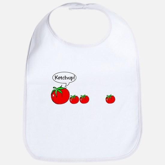 Ketchup! Bib