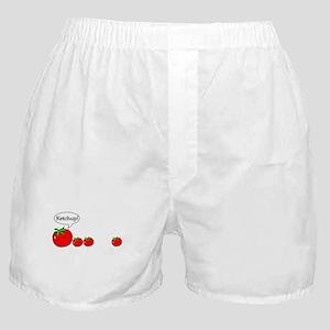 Ketchup! Boxer Shorts
