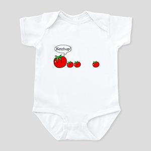 Ketchup! Infant Bodysuit