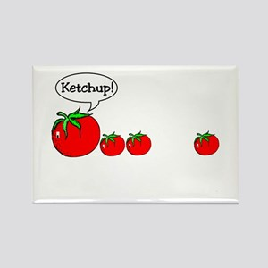 Ketchup! Rectangle Magnet (10 pack)
