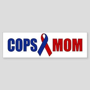 Cops Mom Bumper Sticker