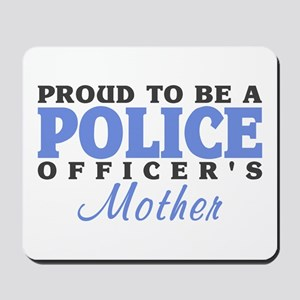 Officer's Mother Mousepad