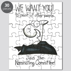 Nominating Committee Puzzle