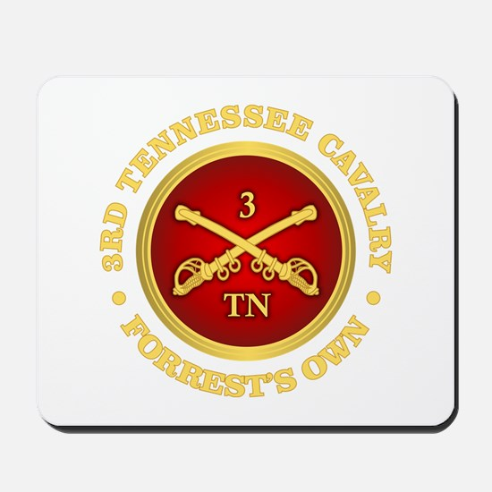 3rd Tennessee Cavalry Mousepad