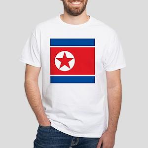 Flag of North Korea T-Shirt