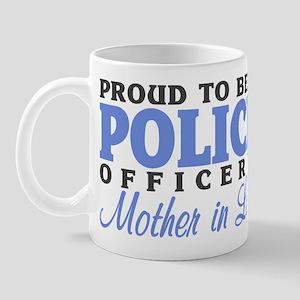 Proud Officer's MIL Mug