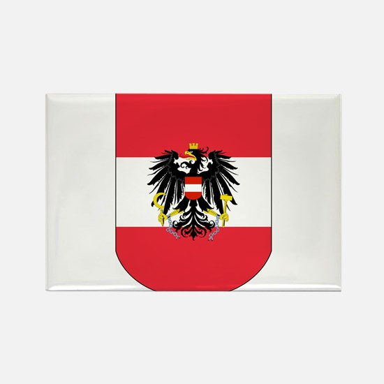 Austrian Coat of arms on Shield Magnets