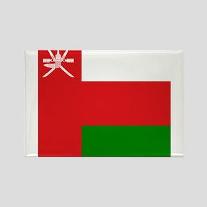 Flag of Oman Magnets