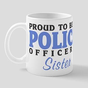 Officer's Sister Mug