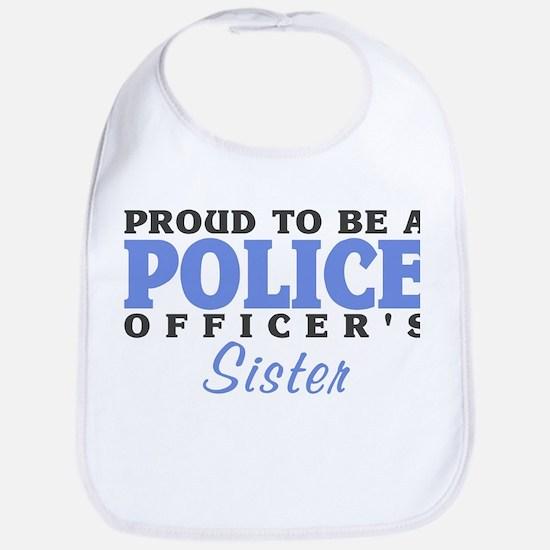 Officer's Sister Bib