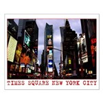 New York Souvenir Times Square Gifts Small Poster