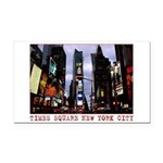 New York Souvenir Times Square Gifts Rectangle Car